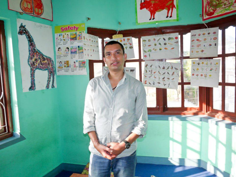 Birth of Moonlight Foundation Nepal