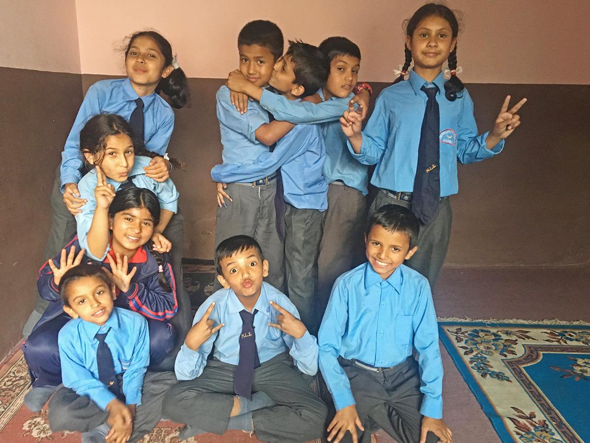Helping children shape their own future